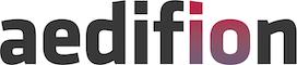 Logo aedifion